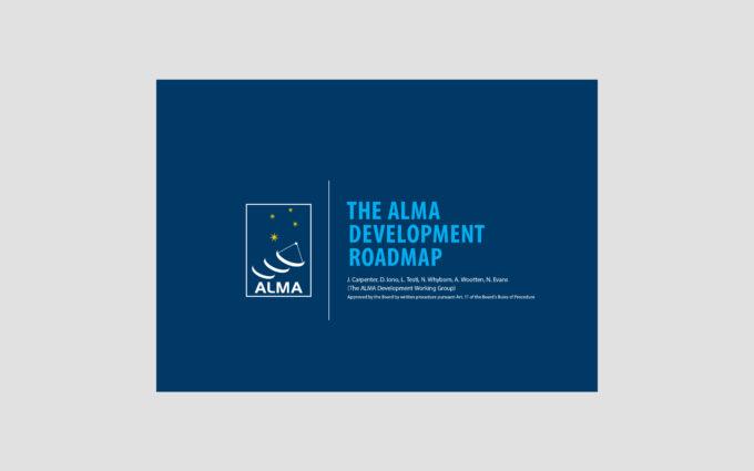 The ALMA Development Roadmap